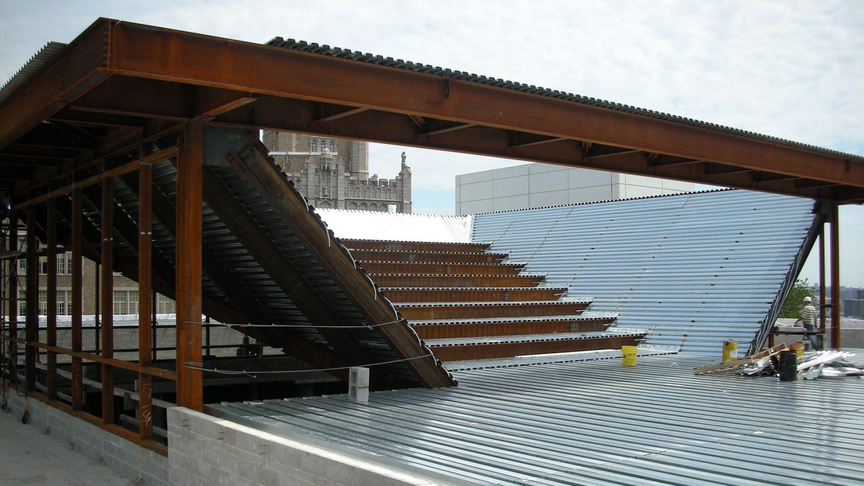 Ccny Architecture: 纽约城市学院Spitzer建筑学院 - Rafael